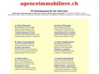 agenceimmobiliere.ch