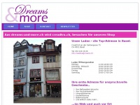 dreams-and-more.ch