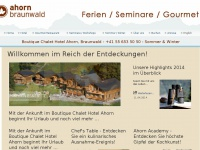 ahorn-braunwald.ch
