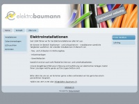 elektro-baumann.ch