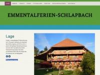 emmentalferien-schlapbach.ch