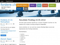 fordere.ch