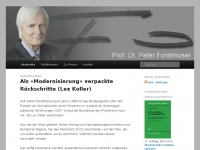 forstmoser.ch