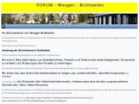 forumwangenbruettisellen.ch