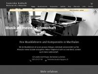 franziska-bruetsch.ch