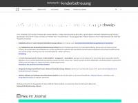 netzwerk-kinderbetreuung.ch