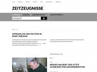 Zeitzeugnisse.ch