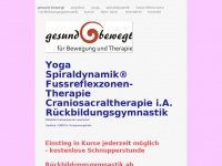 gesund-bewegt.ch