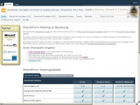 sharepoint-foundation-hosting.ch