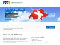 sharepoint-foundation-hosting.ch