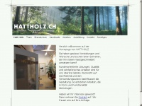 hattholz.ch