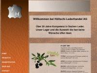 hoeltschi-leder.ch