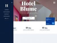 hotel-blume.ch