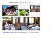 Hotelcimazermatt.ch