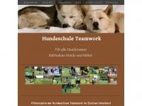 hundeschule-teamwork.ch