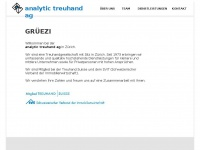 Analytictreuhand.ch