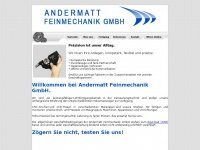 Andermatt-feinmechanik.ch