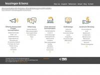 leuz-benz.ch