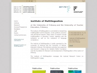 institute-multilingualism.ch