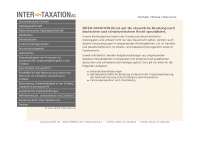 inter-taxation.ch