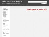antiquariat-thomi.ch