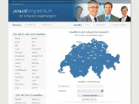 anwaltvergleich.ch