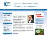 swisstransplant.org