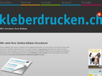kleberdrucken.ch