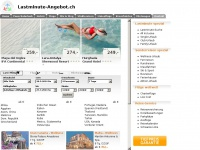 lastminute-angebot.ch