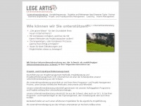 lege-artis-consulting.ch