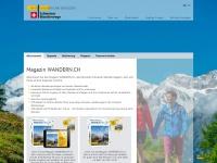 magazin-wandern.ch