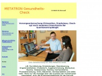 metatron-diagnose.ch