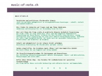 music-of-note.ch