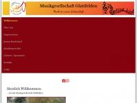 musik-glattfelden.ch