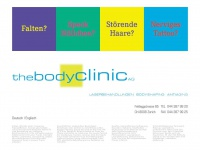 thebodyclinic.ch
