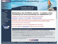 mywebhost.ch