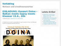 notizblog.ch