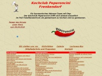 Peperoncinis.ch