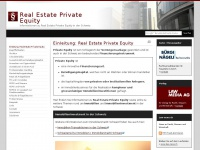 real-estate-private-equity.ch