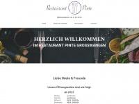 restaurantpinte.ch