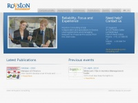 Royston-consulting.ch
