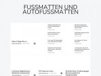schmutzfangmatte-fussmatte.ch