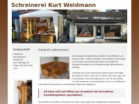 schreinerei-weidmann.ch