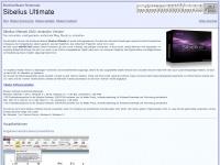 sibelius.ch