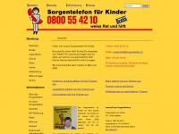 sorgentelefon.ch
