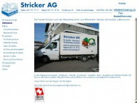 strickerag.ch