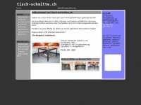 tisch-schmitte.ch
