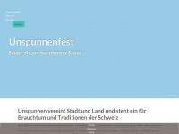 unspunnenfest.ch