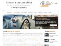 aymans-automobile.ch