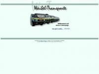 waibel-transporte.ch